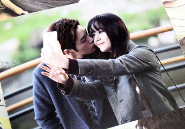 Myungsoo dating krystal