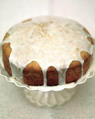 Jamie Oliver Lemon Poppy Seed Cake Recipes Pinterest Lemon