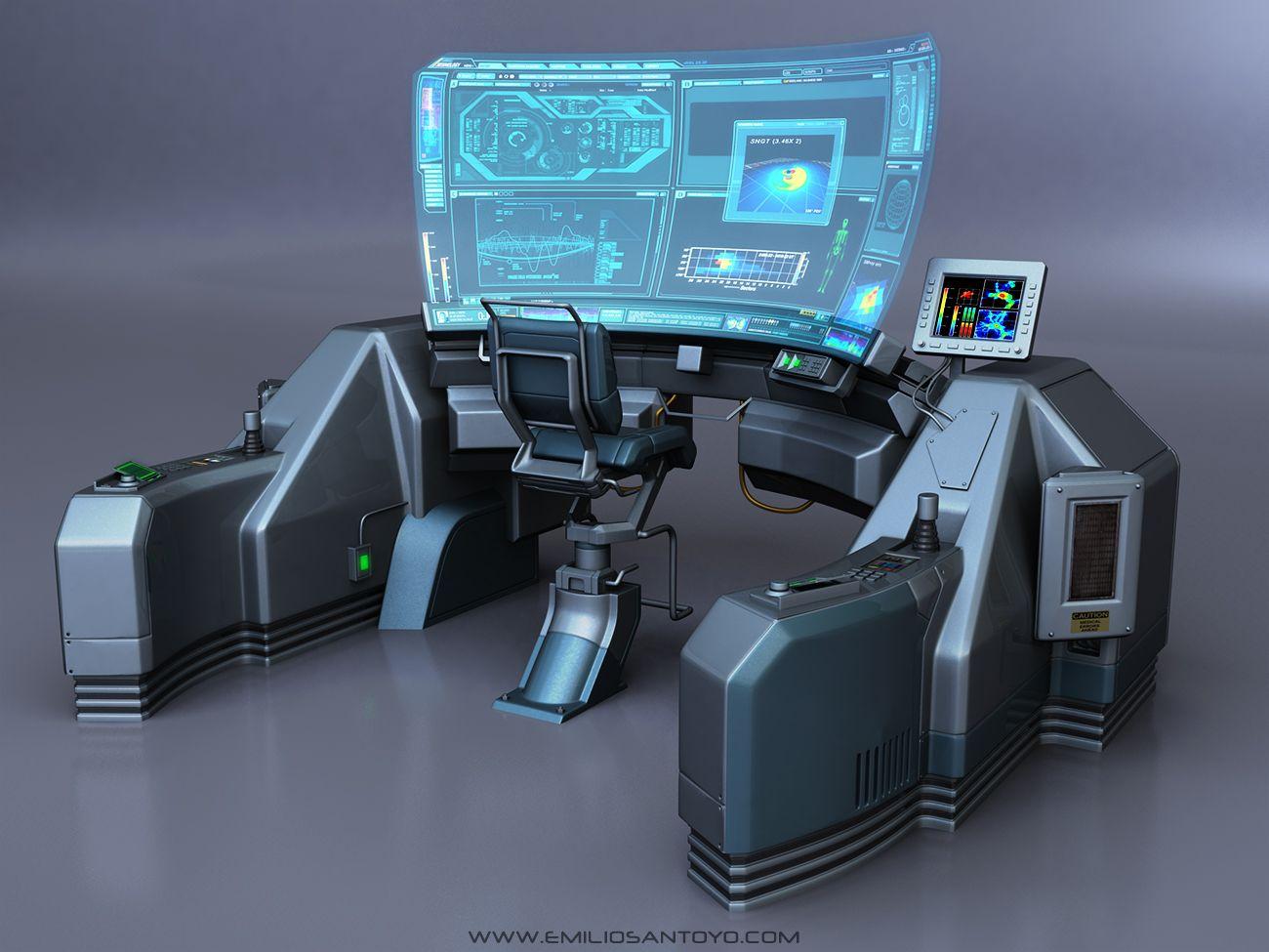 sci fi chair - Cerca con Google | Places | Pinterest | Sci ...