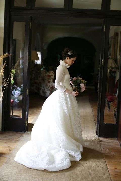Vestidos de novia navascues
