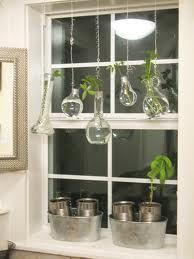 Diy Fake Window Over Kitchen Sink Google Search Garden Windows Window Plants Fake Window