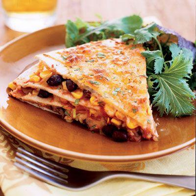 Easy as Tortilla Pie