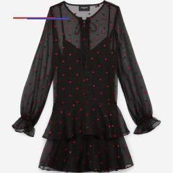 #navyblueshortdress - Dieses schwarze kurze Kleid spielt ...