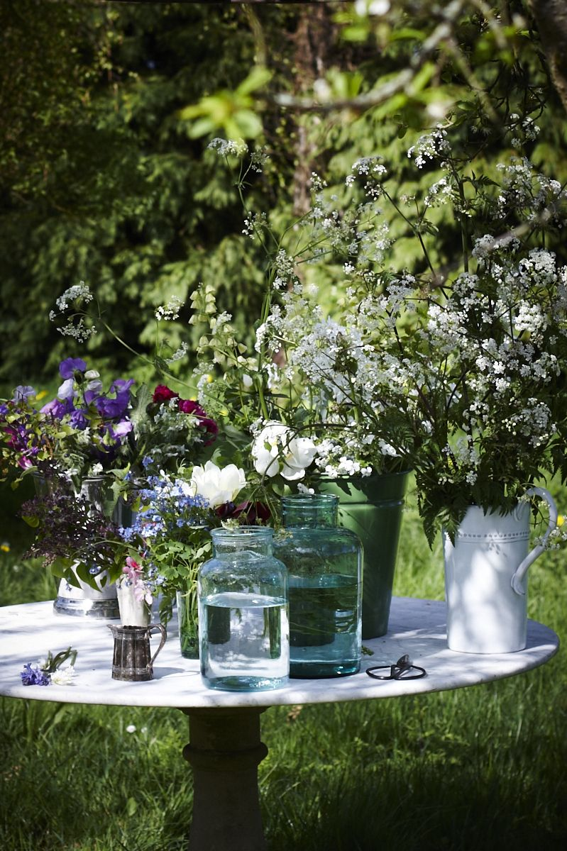 Flowers · Alfresco Outside · May GardenSpring GardenYou MagazineMy Secret  GardenFlower ShopsLife ...
