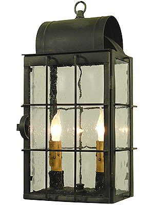 Danbury Hanging Lantern With Antique Br Finish