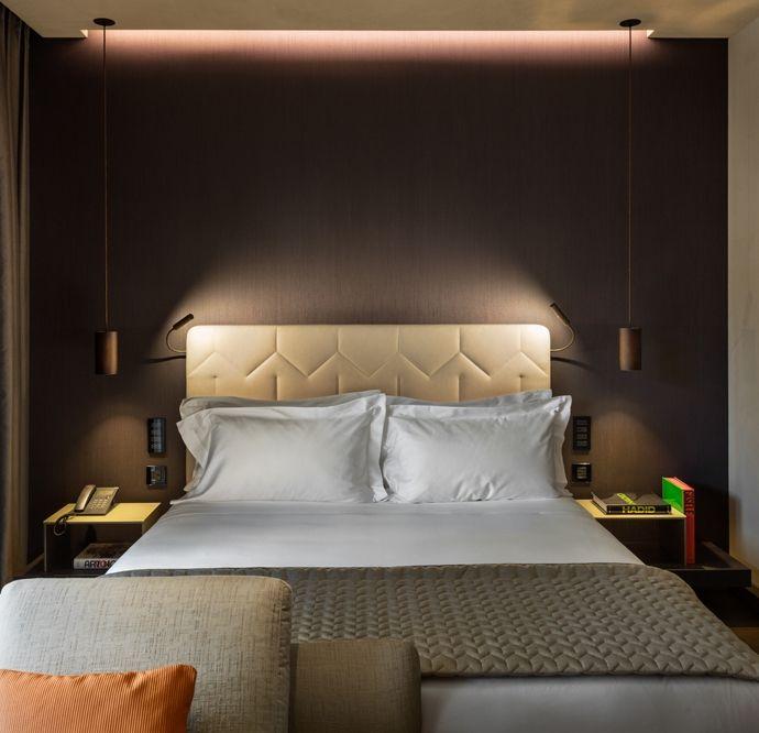 Hotel Viu Milan Soverom Hotell