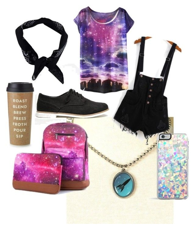 """""""Day Dreamer"""" by tomgurl ❤ liked on Polyvore featuring Soda, Boohoo, Kate Spade, Glamour Kills and Forever 21"""