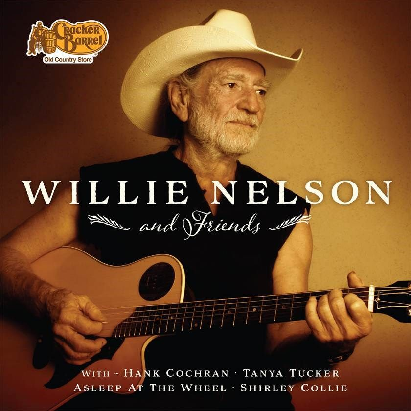 Willie Nelson and Friends CD | Music, Movies Books | Music | Country ...