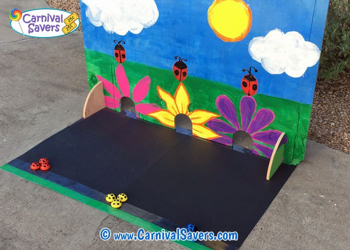 19cbe95ca8 Ladybug Races - School Spring Fling Game | Easer Egg Hunt in 2019 ...