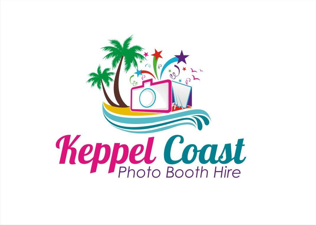 Photo Booth Logo Design
