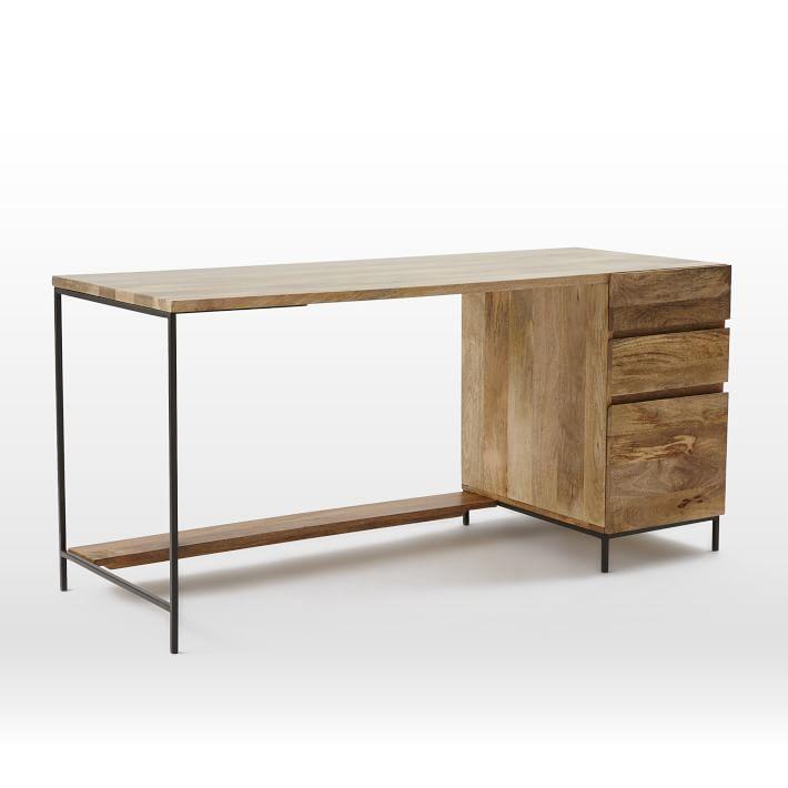 Industrial Modular Desk Set Box File In 2020 Modular Desk Home Office Furniture Desk Set