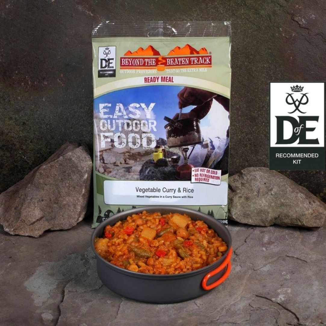 Best freezedried backpacking meals for vegans freeze