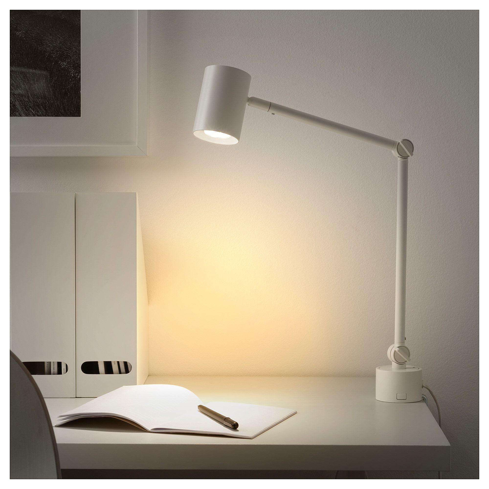 Nymane Bureau Wandlamp Wit Ikea Wall Lamp Lamp Ikea