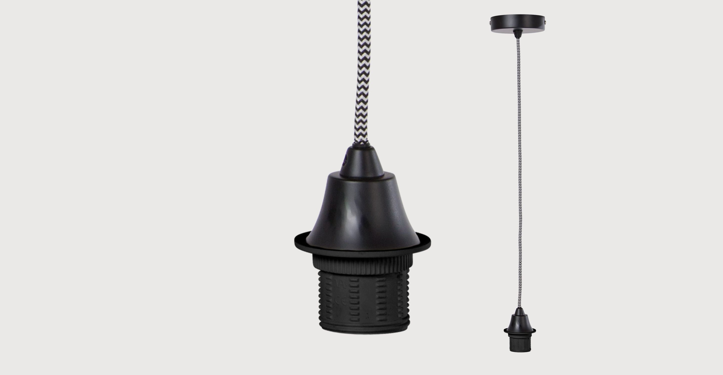 s light tom dixon etch black heal pendant