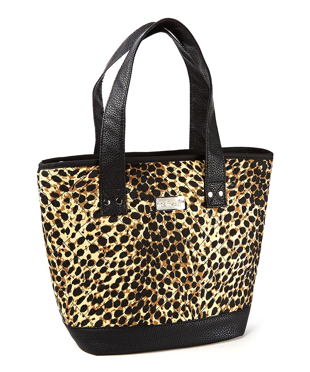 Cheetah Melbourne Insulated Lunch Bag & Ice Pack