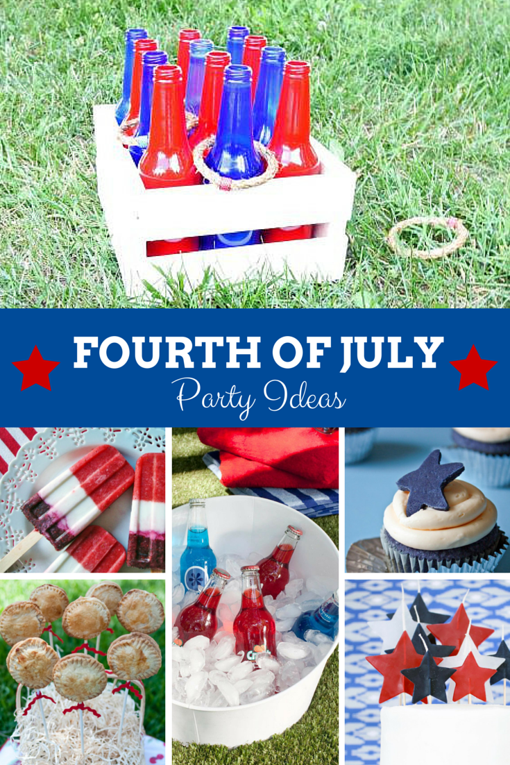 Recipes, games, decor and more for your Fourth of July