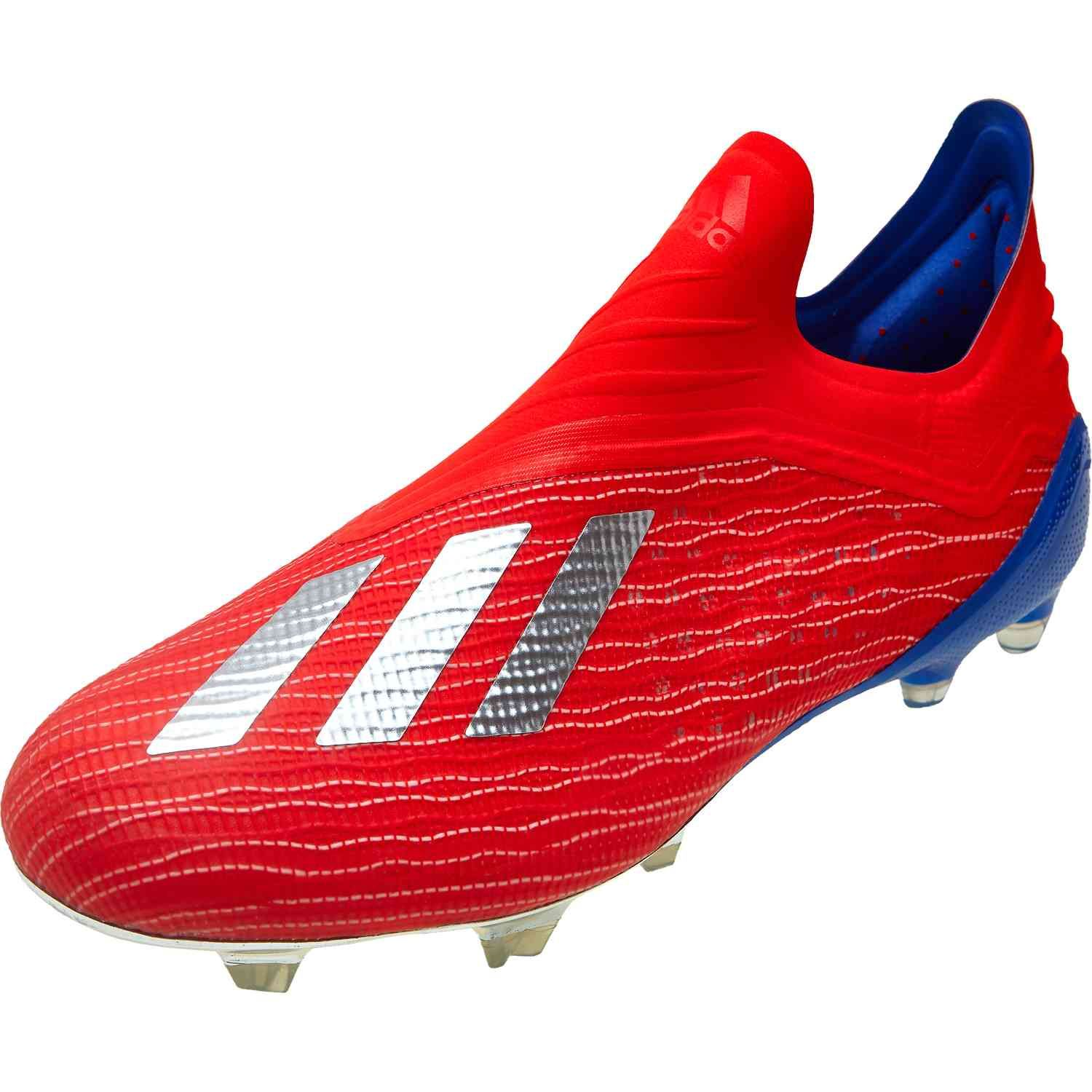 Adidas X 18 Fg Exhibit Pack Soccerpro Soccer Cleats Adidas Football Shoes Adidas Soccer