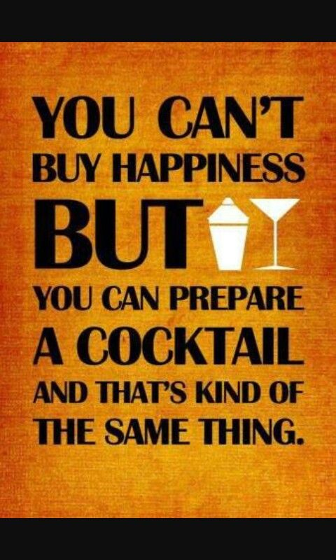 Cocktail quotes funny