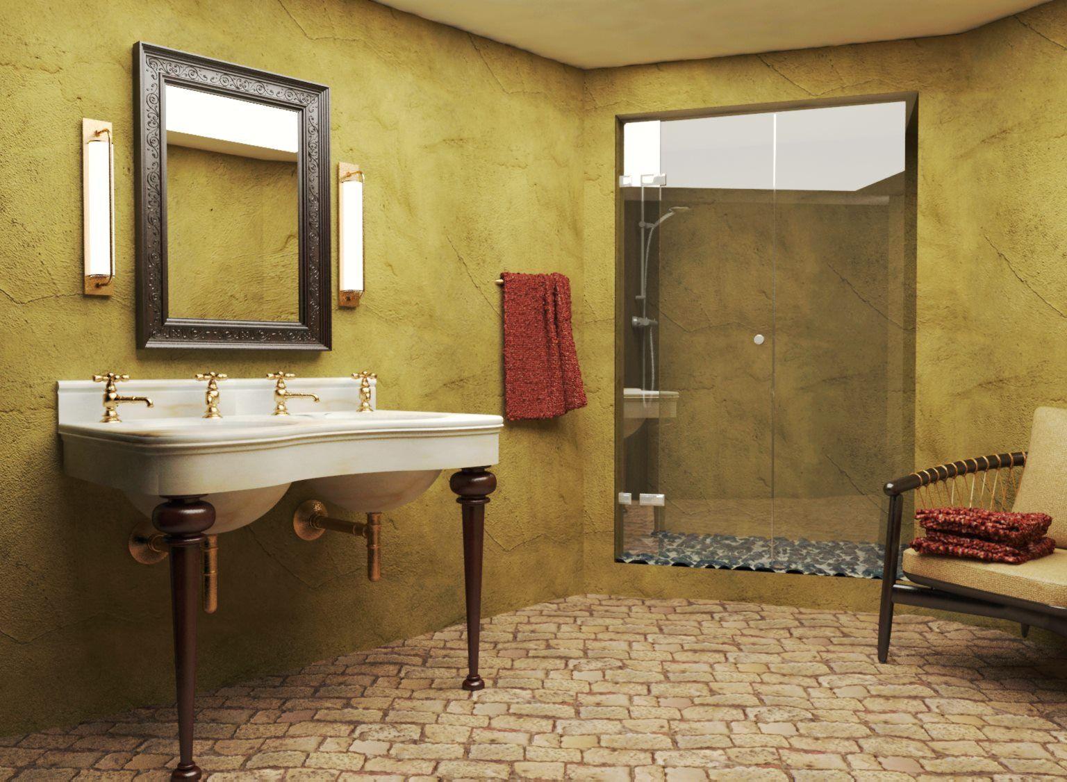 Pin de Jorge Batalla en CUARTOS DE BAÑO | Cuartos de baño ...