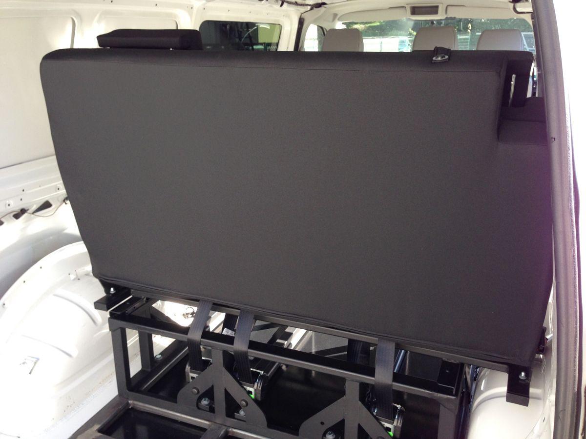 Back seat RIB (190*130cm) en 2020