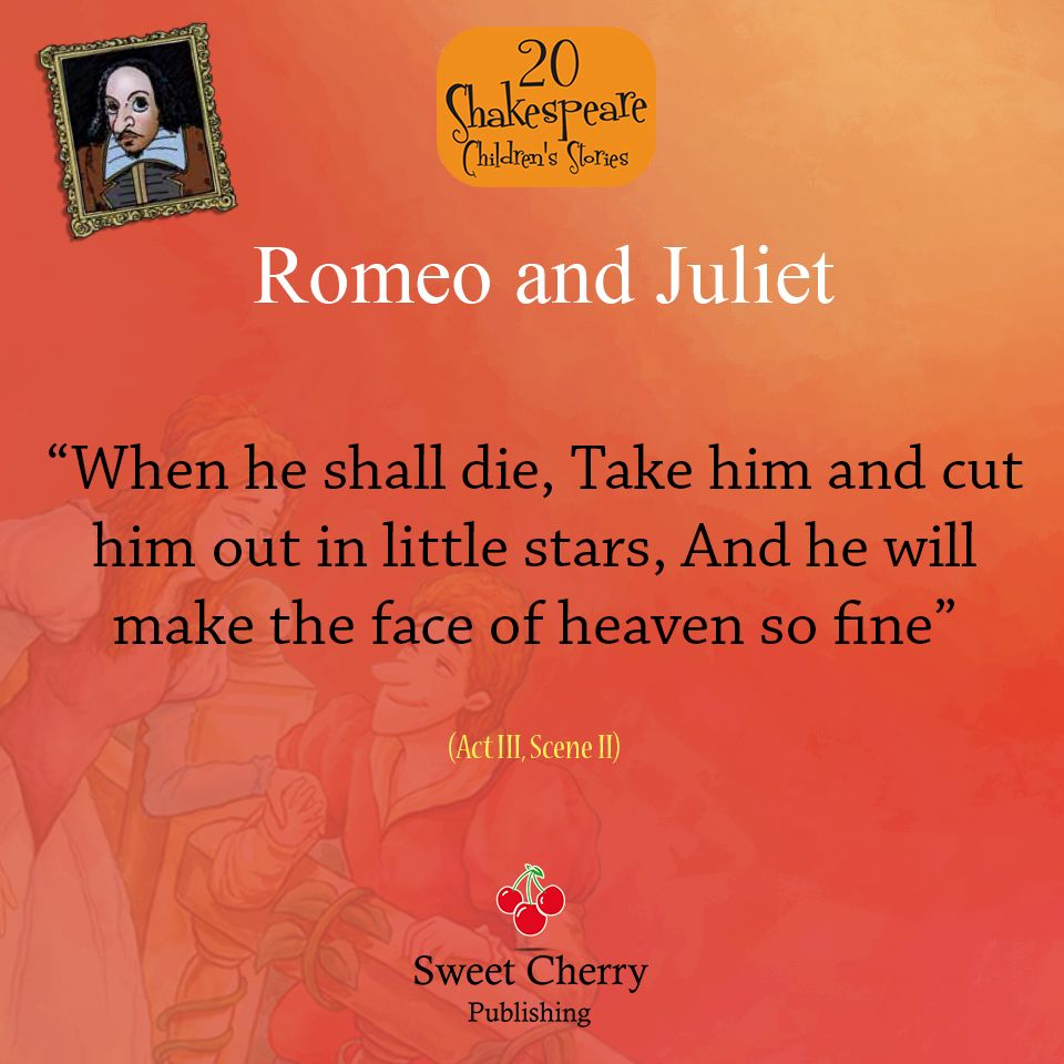 Quotes From Romeo And Juliet: Lovely Quote From Romeo & Juliet
