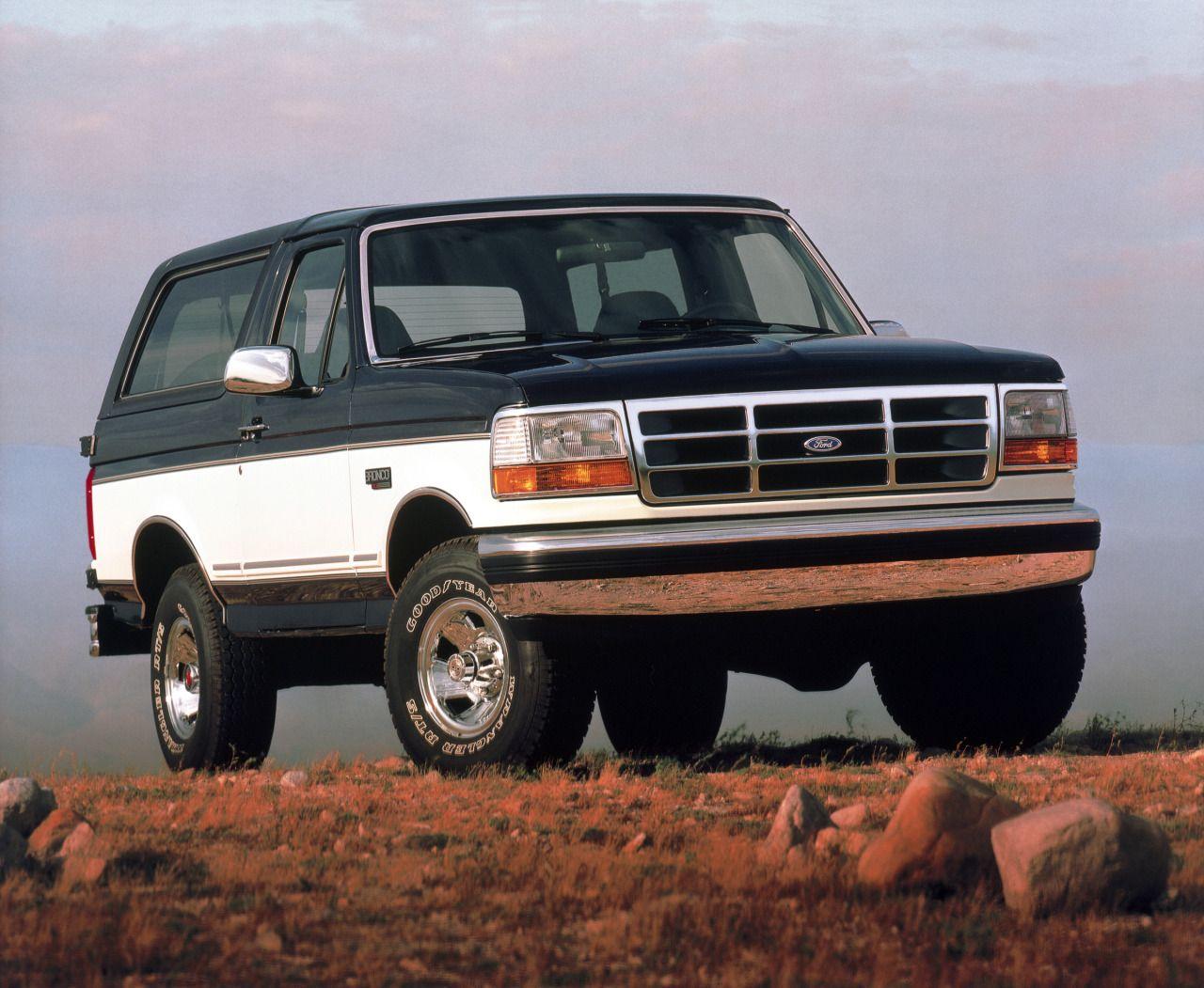 musicandmotors Ford Bronco
