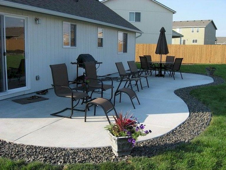 32 Lovely Backyard Patio Decor Ideas And Remodel Patio Decor Backyard Patio Designs Outdoor Patio Decor
