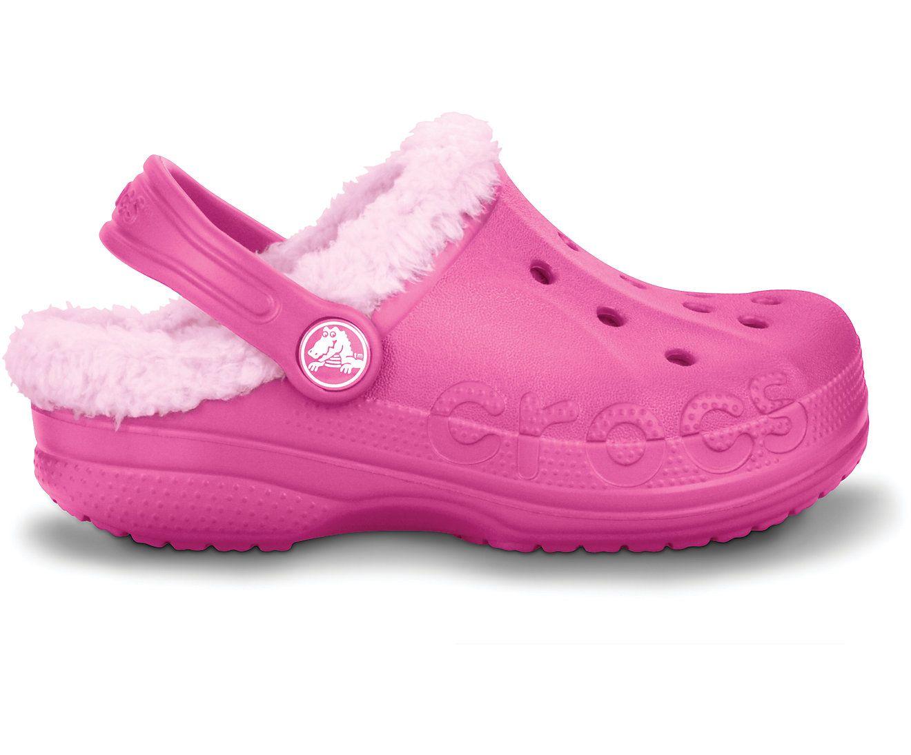 a4da975ae3e5 Crocs™ Baya Lined Kids