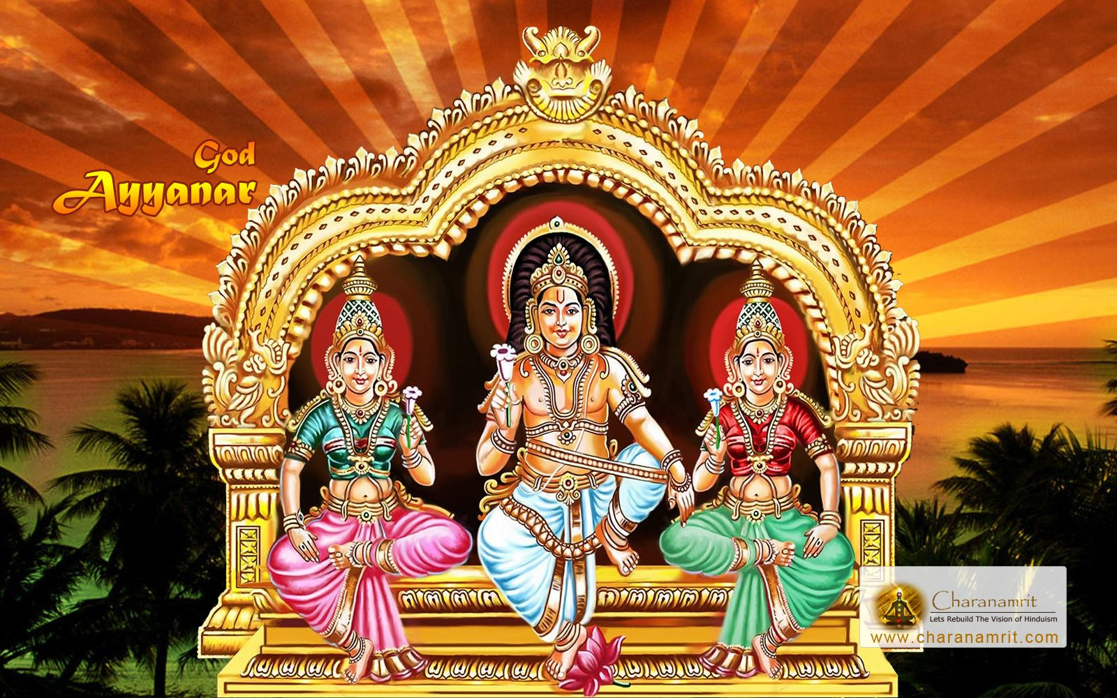 God Shree Ayyanar dev awesome HD Wallpaper for free