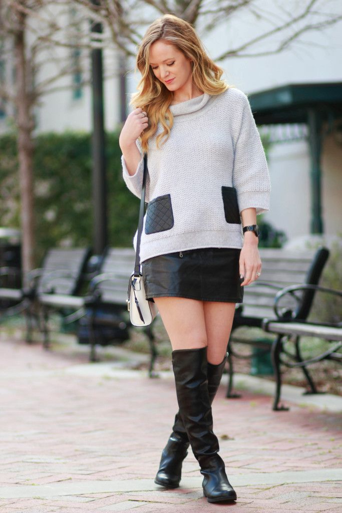 Cashmere & Leather | Ladies in boots | Fashion, Florida
