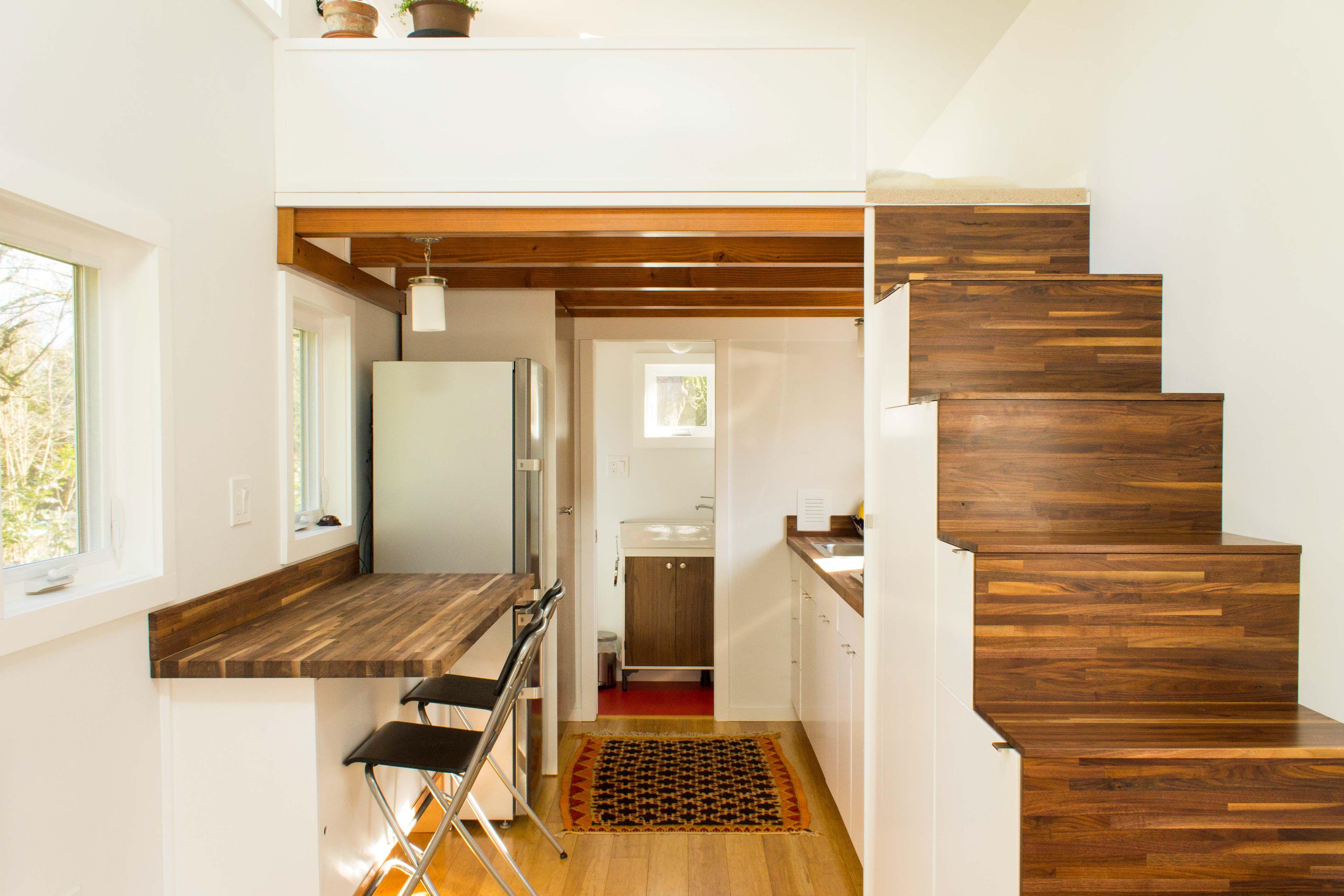 The Hikari Box Tiny House Plans