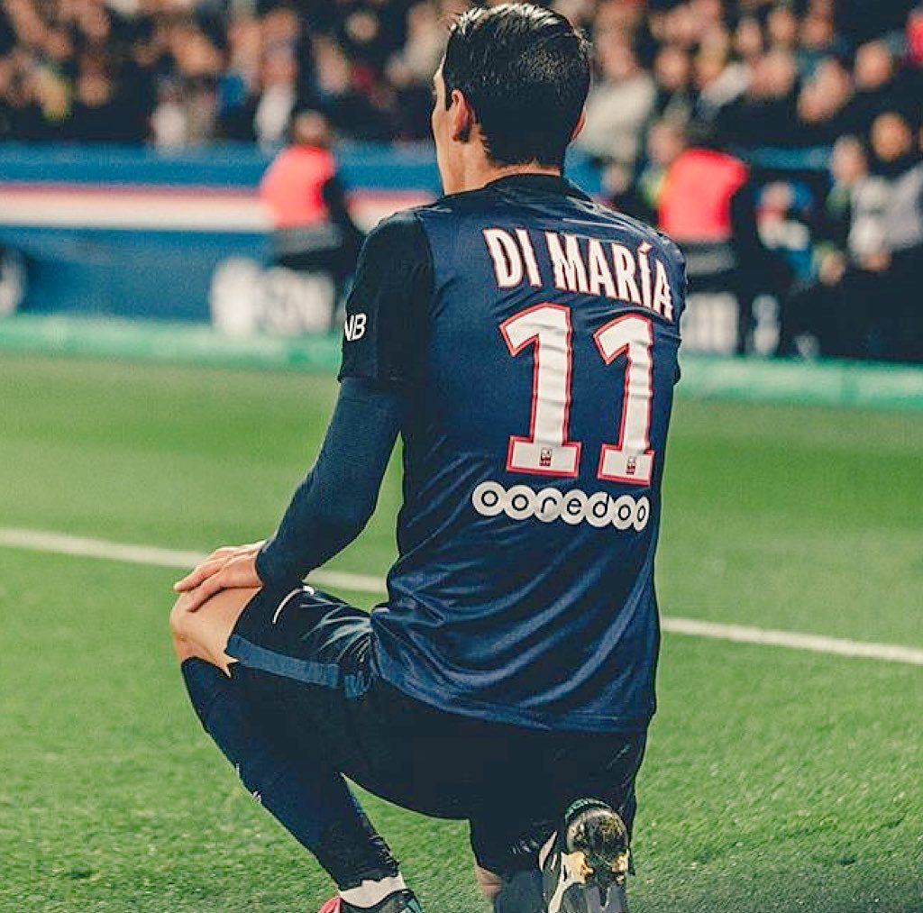 Angel Di Maria Psg Football Legends Till Now Fútbol Futbol