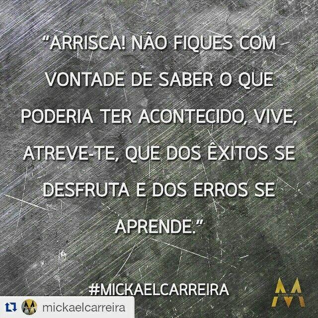 Nem mais #motivação #mickaelcarreira