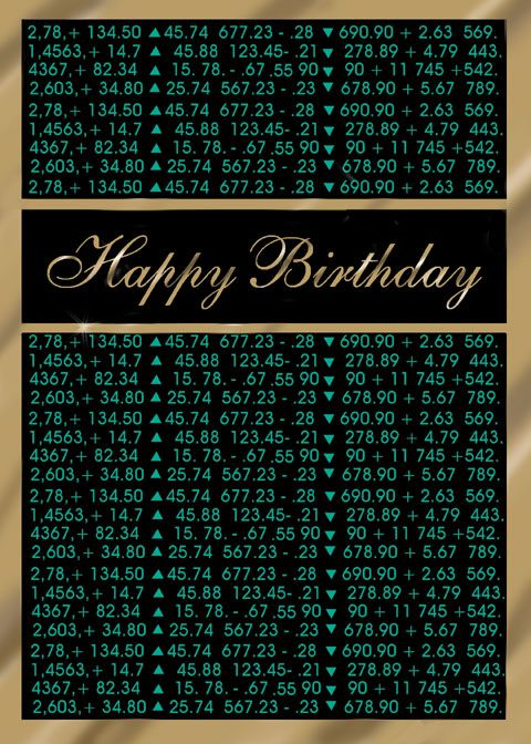 Pin By Wall Street Cards On Birthday Cards Pinterest