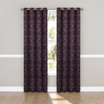 Eclipse Patricia Thermaweave Blackout Curtain Eclipse Curtains