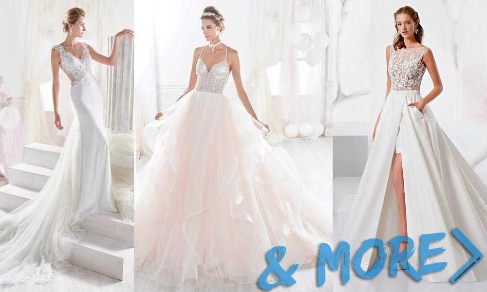 più foto 572eb 5da6d Nicole spose 2018: Dresses and Prices collection catalog ...