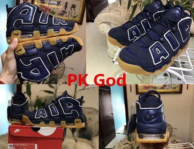 a867cafcf1f Cheapest place to buy Nike Air More Uptempo Obsidian legit check review  sport shoes authentic 921948