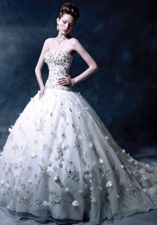 Ysa Makino At Dimitras Bridal Chicago