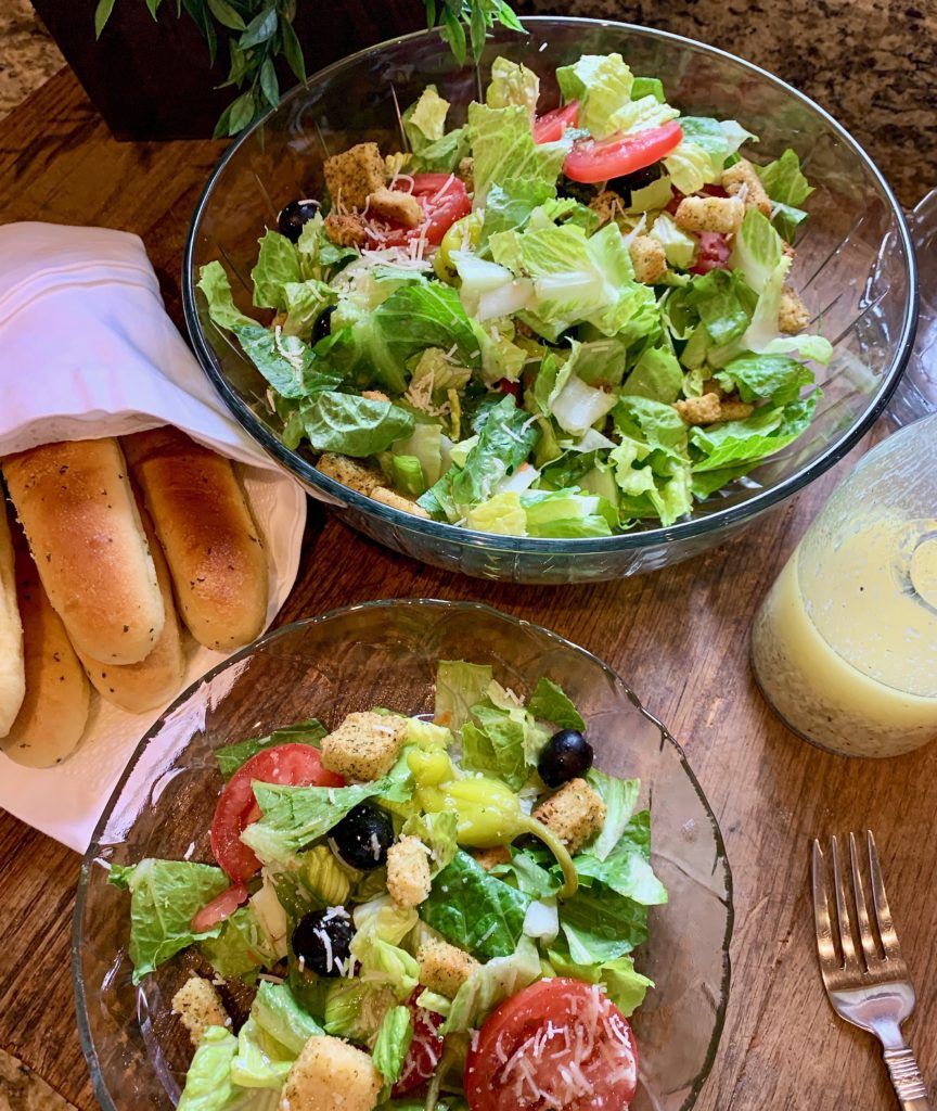 Copycat olive garden salad dressing thompson hill
