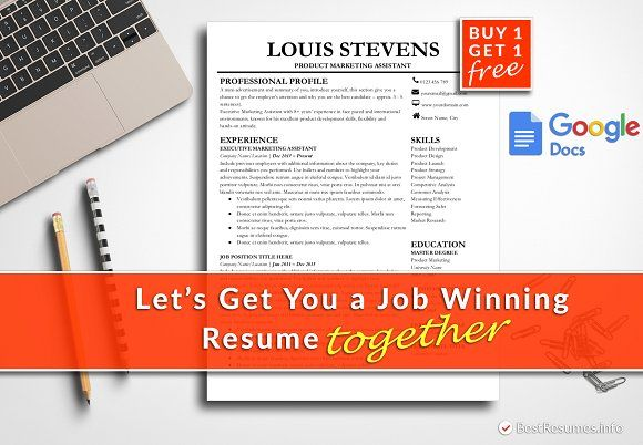 Resume #Template #Google Docs - Resumes Resume Pinterest - winning resume examples