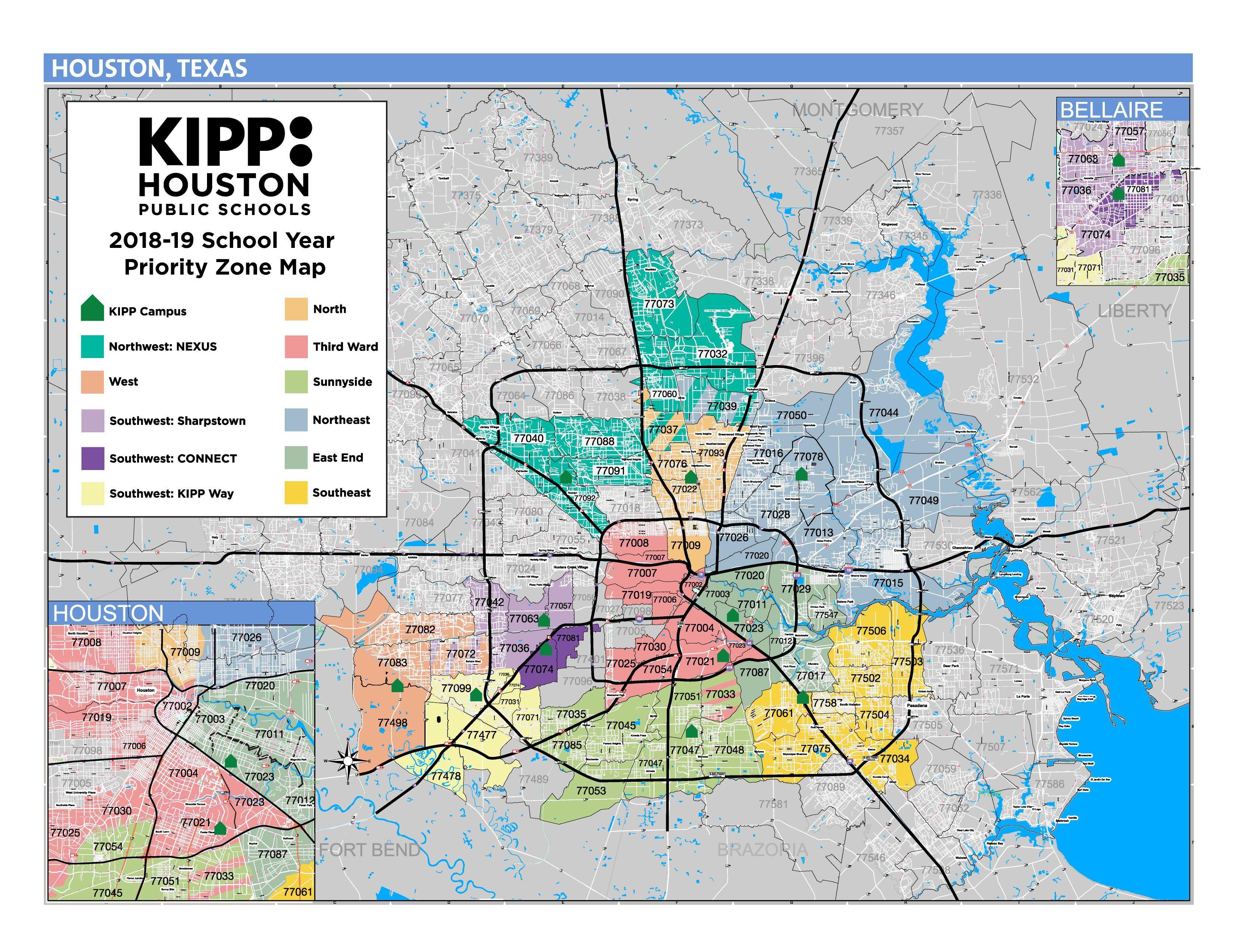 Lottery KIPP Houston Public Schools Public school