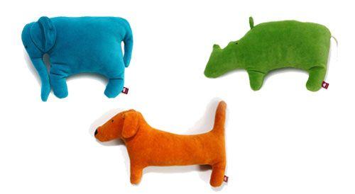 Tierparade  Nashorn, Elefant, Dackel, Krokodil, Forelle ...  Die tierischen Spielgefährten von Hase Weiss sind unsere Lieblinge der Woche.
