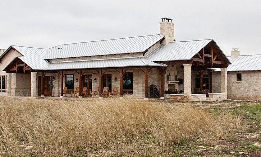 Texas Style House Plan With Wrap Around Porch