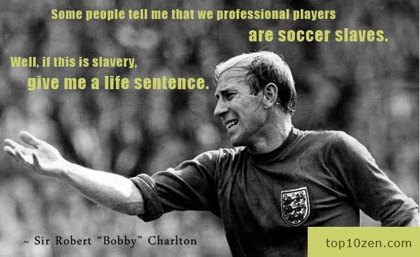 Football Training Motivational Quotes: 10 Inspirational Soccer Quotes That Will Kick You In The