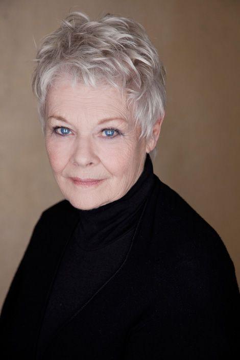 The Oscar Winning Actress Dame Judi Dench Has Become A