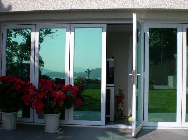 desain jendela kaca