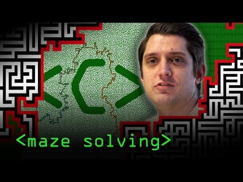 Maze Solving - Computerphile - YouTube