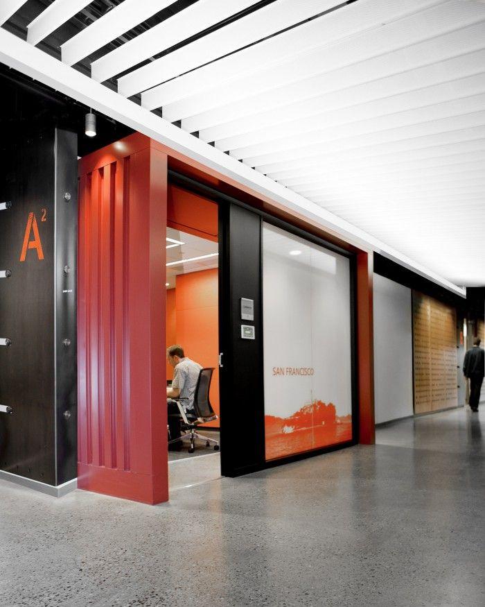 cool offices: microsoft building 44 in redmond, usa   interior the, Innenarchitektur ideen