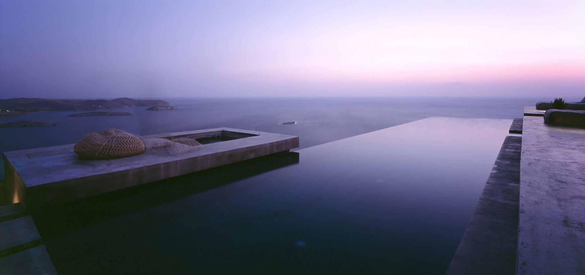 Galeria - Casa de Verão em Syros / block722 - 2