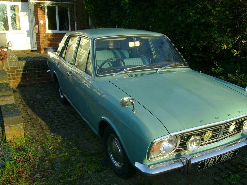 Ebay Classic Ford Cortina Mk2 Classiccars Cars With Images